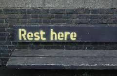 Rest here