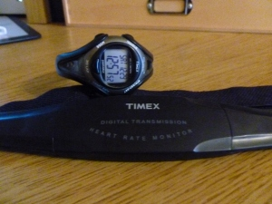 gadgets timex hrm watch