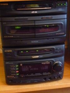 gagdets aiwa stereo