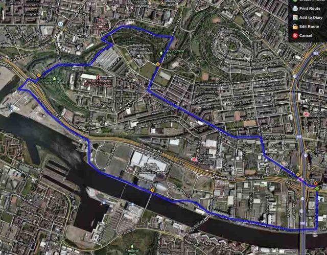 KR 4.1M route
