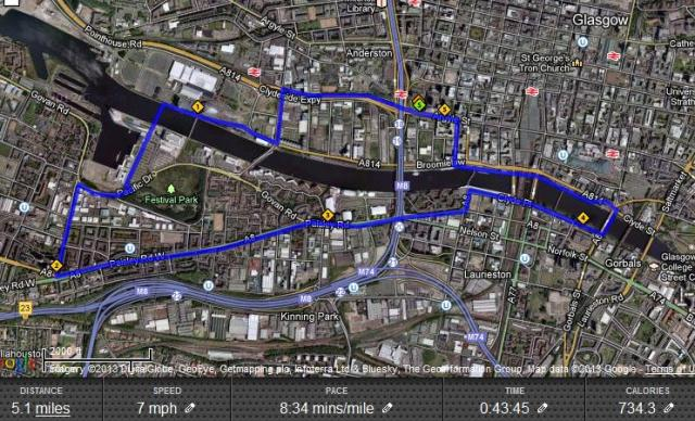 KR 5.1M Route