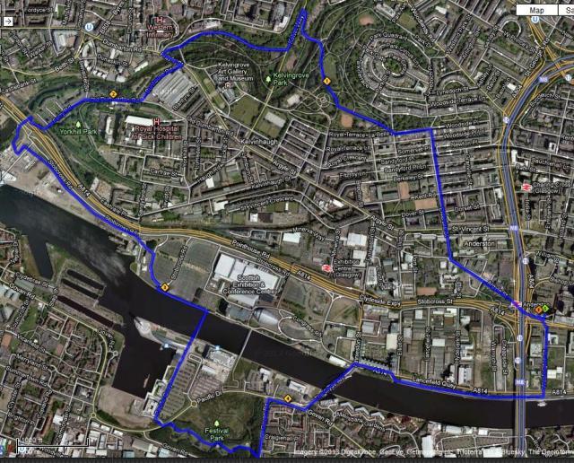 KR 5M route